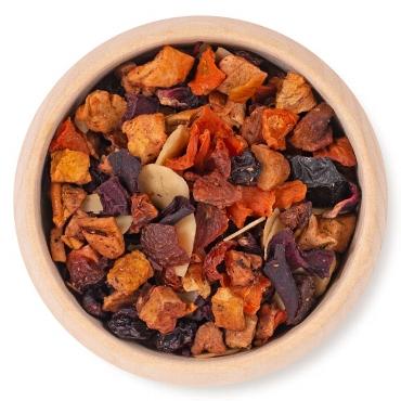 Süsse Mandel Früchtetee