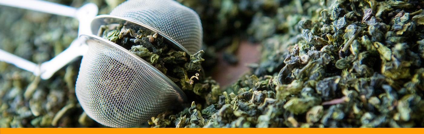 TEE-MAASS - Tee Wissen - Oolong