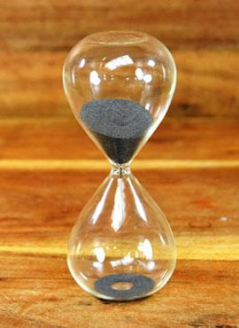 Gläserne Uhren
