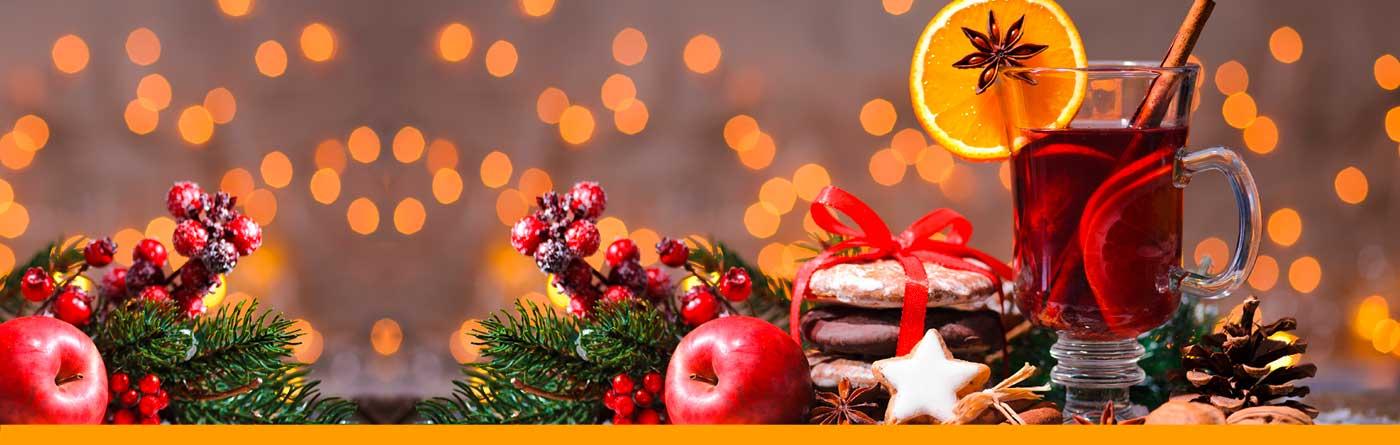 TEE-MAASS Weihnachtstee Früchtetee